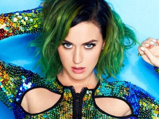 Katy Perry is 2015's highest paid woman in music at $135 million, Forbes says