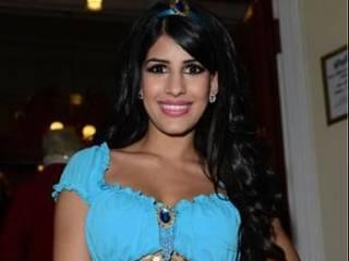 Jasmin walia, the new sensation of english tv