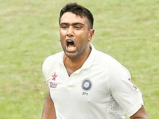 Ashwin's 150-test wickets fastest by an Indian