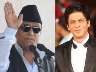 Hema Malini_Shah Rukh Khan