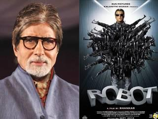 Amitabh Bachchan_Robot