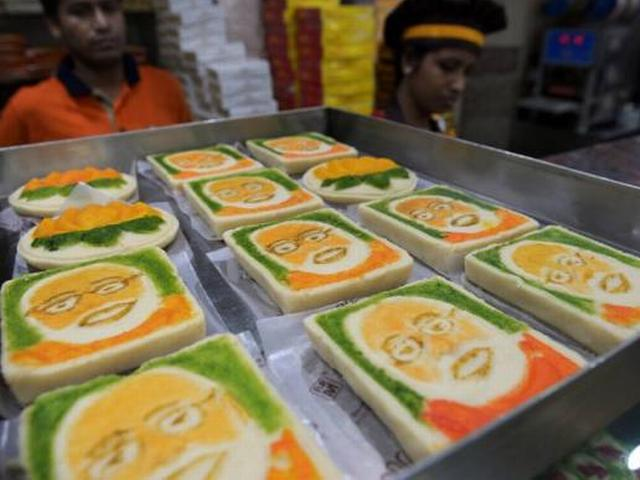 BJP cancels order placed for sweets, firecrackers