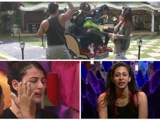 Bigg Boss 9: Mandana Karimi Kicked Kishwer Merchantt
