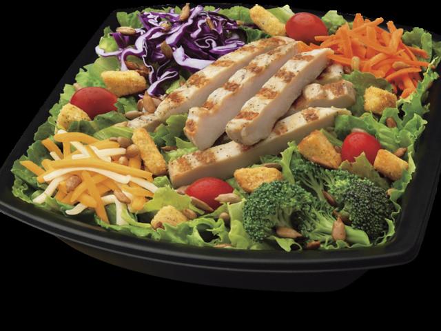 benefits of salad