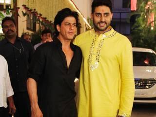 SRK, Deepika-Ranveer, Hrithik at Big B-Abhishek-Aishwarya's Diwali get-together