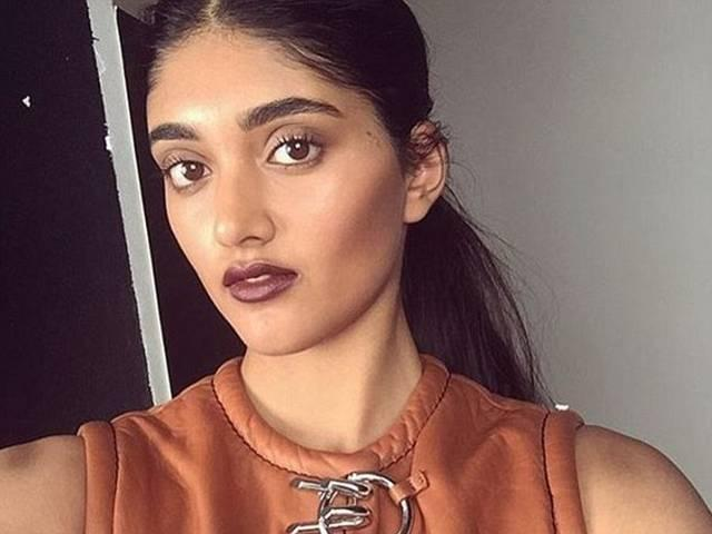 Abercrombie and Fitch brand new modest campaign featuring its first Indian model Neelam Gill