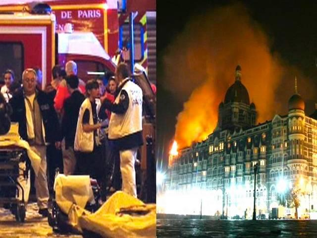 10 similarities between Mumbai and Paris attack