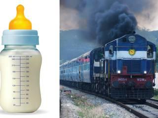 Tuticorin Mysore Express_Baby_Milk Bottle