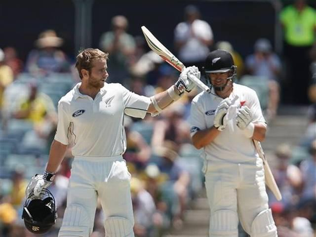 new benchmark for New Zealand in Tests