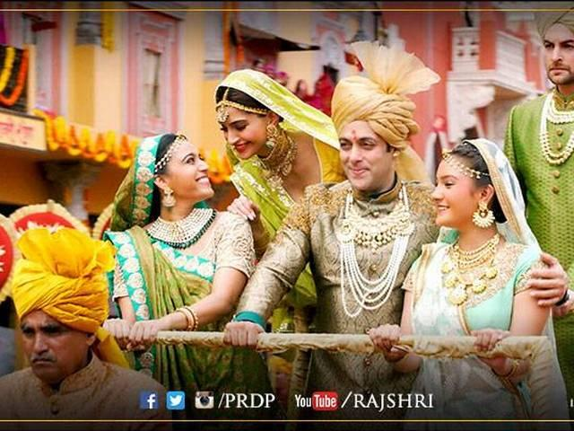 Prem Ratan Dhan Payo Box office Opening weekend