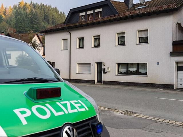 German police arrest woman after discovery of eight dead babies