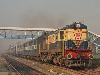 Seven bombs seized from a train in Bihar