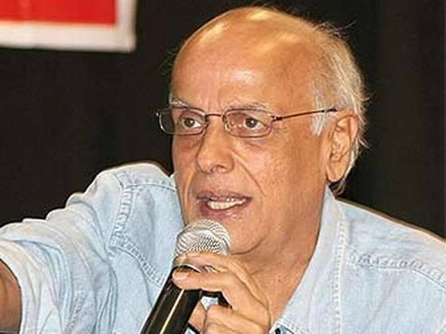 Artists should come forward to connect society with government says mahesh bhatt