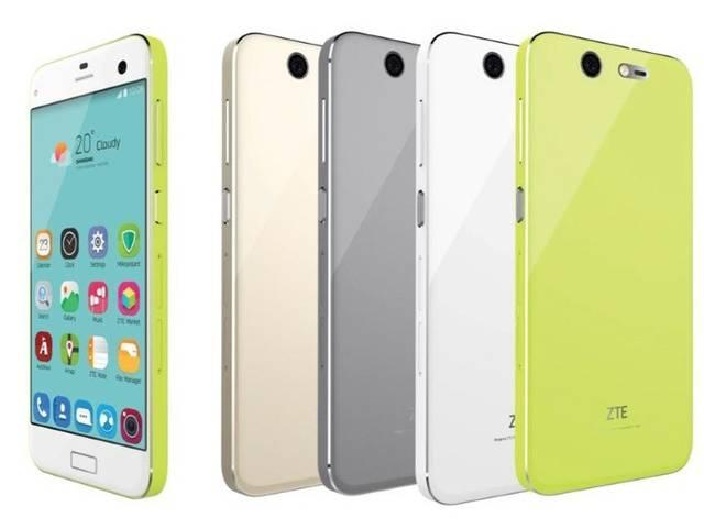 ZTE Blade S7 With 13-Megapixel Front and Rear Cameras Launched