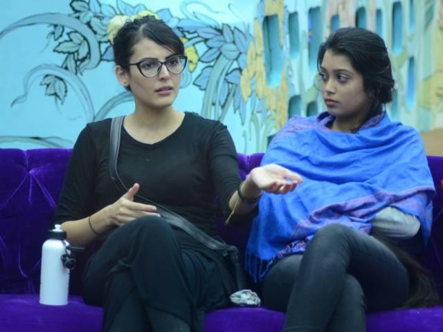 BB9: Mandana Karimi is out from the bigg boss house
