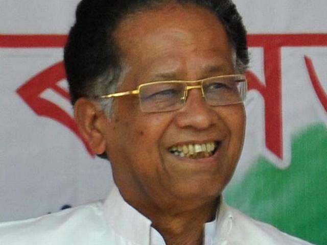 tarun gogoi criticised swachha bharat sas