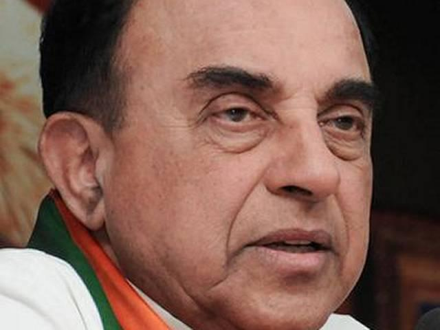 subramaniyam swami trapped in Bjp's fake promises says congress