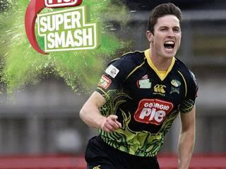 T20 Sixes world record in George Pie Super Smash