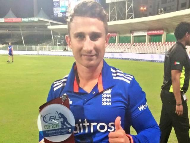 Chris Woakes, James Taylor inspire England's 6-wicket win over Pakistan