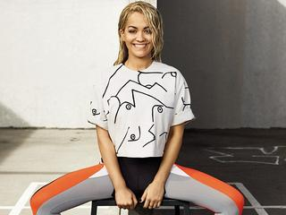 rita ora admits giving up alcohol to feel like a 'superhero' in sporty photoshoot