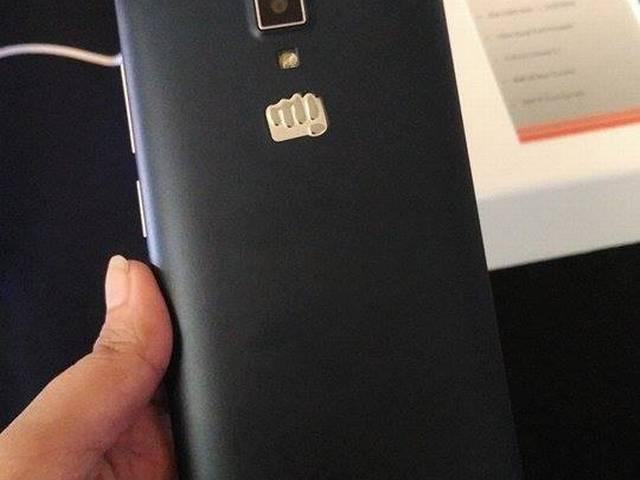 Micromax Canvas Xpress 4G hands-on