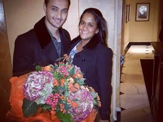 Arpita Khan & Aayush Sharma Celebrate Their 1st Wedding Anniversary In London