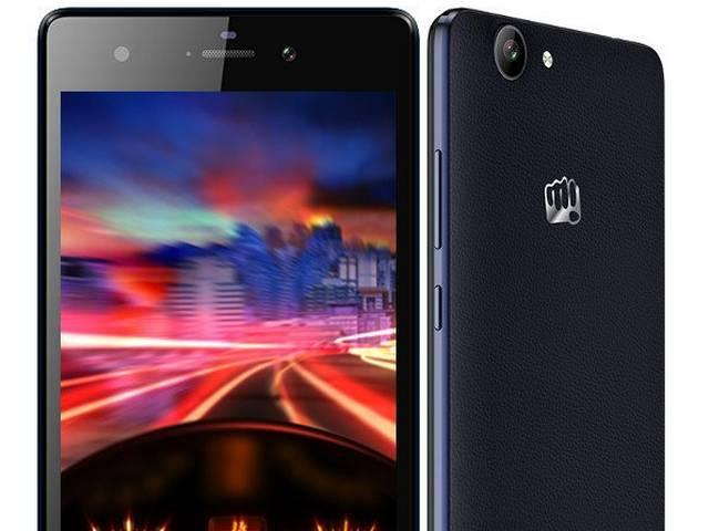 Micromax Canvas Nitro 3 E352 with 2GB of RAM listed online for Rs 8,130