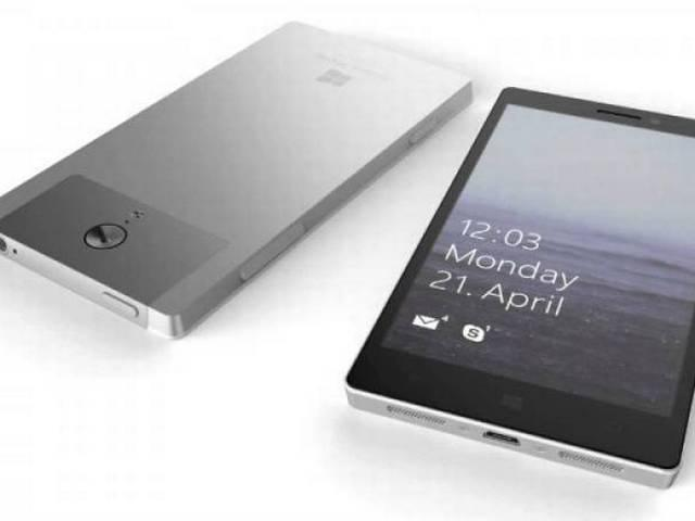 Microsoft's Surface Mobile Allegedly Spotted on Benchmarking Website