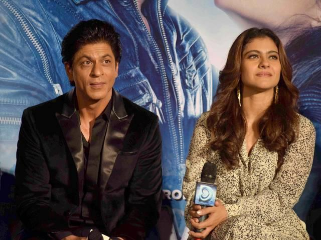 Shah Rukh reacted on Ranbir-Deepika 'palangtod' comment, 'We are married people, so don't talk like this'
