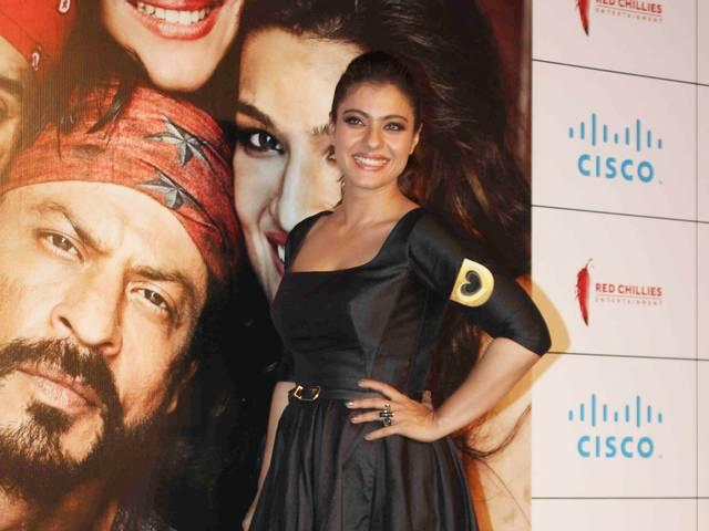 Kajol 'bowled over' by Ajay's baby sitting gesture