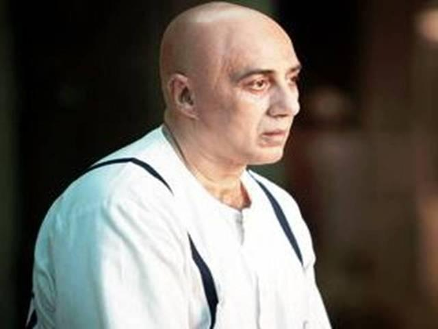 REVEALED: Bald and Bold sunny Deol in Ghayal Once Again
