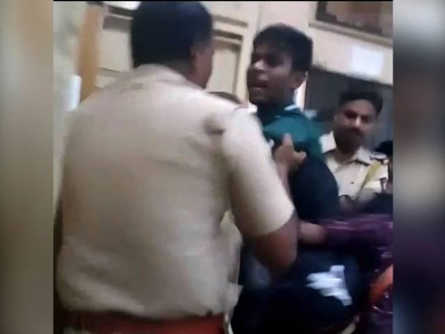viral pics of j&k police