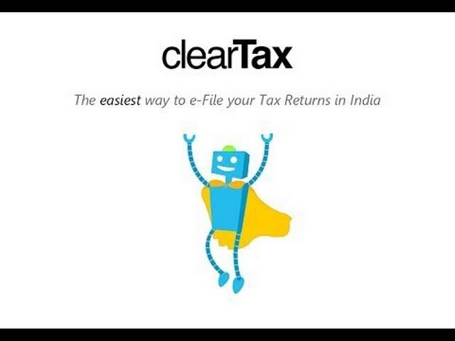 Now tax returns will be filled via the mobile app