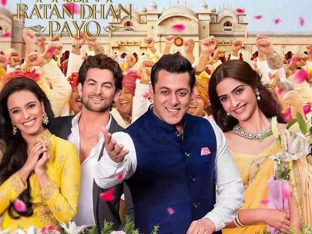 Prem Ratan Dhan Payo: 5 records in 8 days