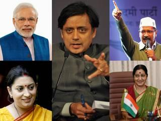 Most Followed Indian Politician on Twitter