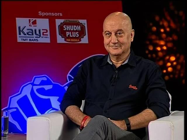 anupam kher says acting is very touf
