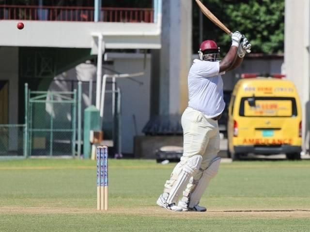 Leeward Islands declare on 24 for 7