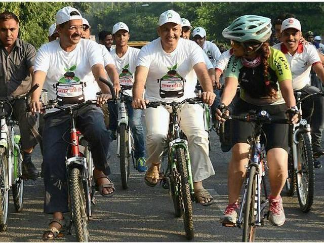 delhi car free day