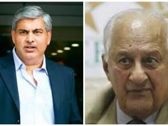 Manohar meets PCBchief but deadlock on India-Pak series continues