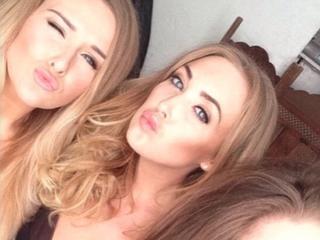 posting images online brings £75,000 for three sisters