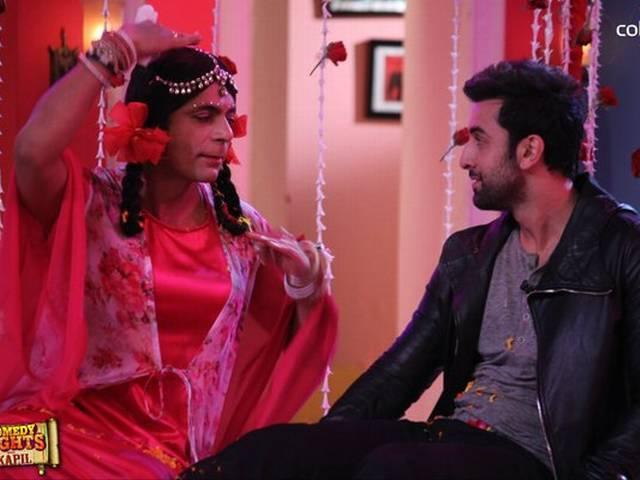 tamasha on comedy nights with kapil