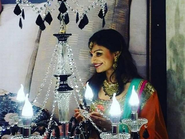 Dimpy Ganguly 'nervous' before second marriage