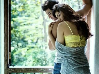 These Stills From Sushant Singh Rajput & Kriti Sanon's New Film Are Super Hot!