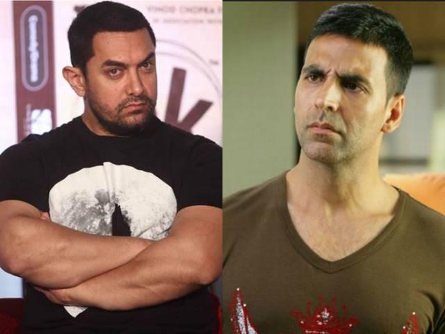 Akshay Kumar's reaction on Aamir Khan's India's intolerance comment