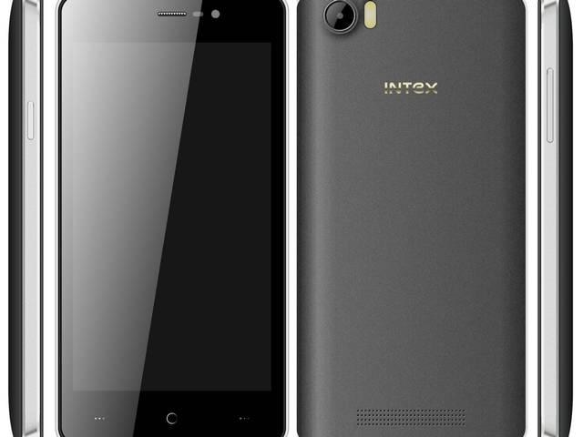 Intex Cloud Zest With 4000mAh Battery Launched at Rs. 4,999