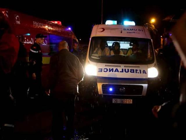 14 killed in bomb attack on bodyguards of president