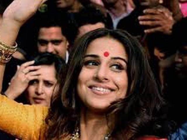 Vidya Balan shoots in Kolkata for Sujoy Ghosh's 'Te3n'