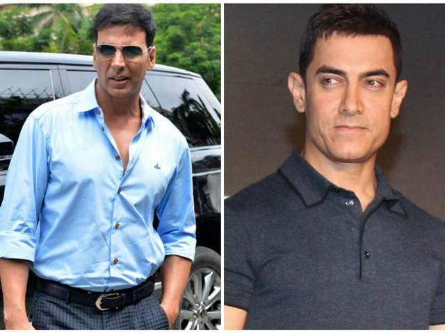 Akshay Kumar's react on Aamir's India's intolerance comment