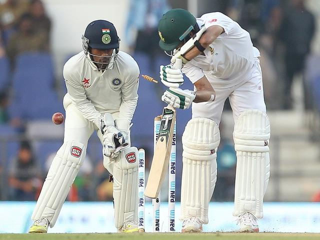 nagpur test first day