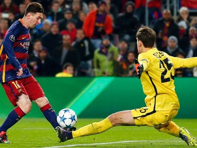 barcelona beat roma by 6-1